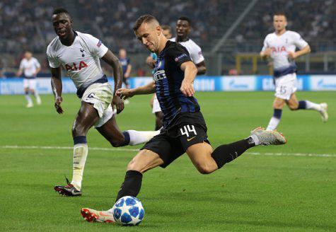 Tottenham-Inter 1-0: Eriksen blocca Spalletti, promozione rimandata