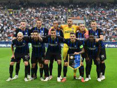 Empoli Inter formazioni ufficiali