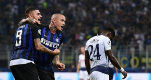 Inter Genoa Nainggolan Icardi Spalletti