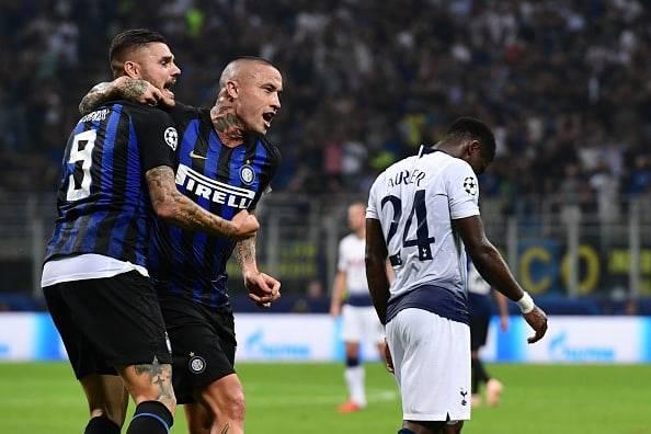 Le pagelle di Inter-Tottenham