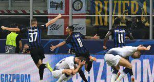 Tottenham Inter formazioni ufficiali Champions