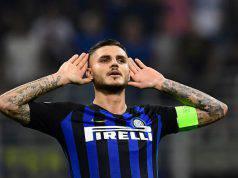 Inter-Milan, Higuain esalta Mauro Icardi