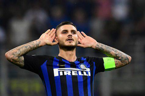 Calciomercato Inter, Real all'assato di Icardi