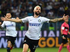 Sampdoria-Inter 0-1, Brozovic regala i tre punti allo scadere
