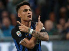 Formazioni ufficiali Inter-Genoa Lautaro Martinez