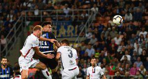Inter Genoa Lautaro probabili formazioni