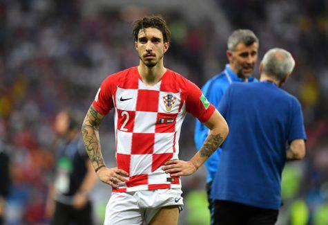 Inter infortunio Vrsaljko esito esami
