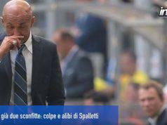 Inter, colpe e alibi di Spalletti