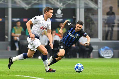 Calciomercato Inter Vertonghen Tottenham