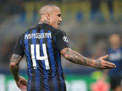 Barcellona-Inter, out Radja Nainggolan