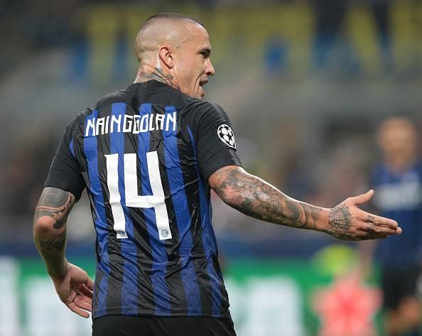 Barcellona-Inter, out Radja Nainggolan