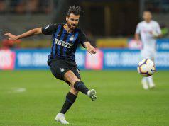 Calciomercato Inter, Candreva può andare al Torino