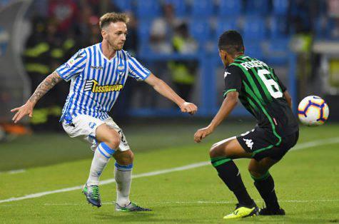 Calciomercato Inter, occhi su Lazzari della Spal