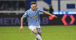 Spal-Inter, Lazzari stravince il duello con Asamoah