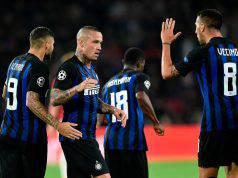 Inter Barcellona Champions convocati Spalletti
