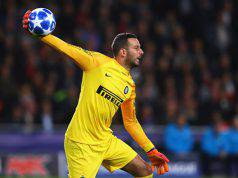 Calciomercato Inter erede Handanovic