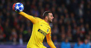 Rapid Inter Handanovic