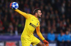 Calciomercato Inter, cercasi erede di Handanovic