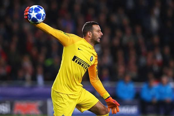 Rapid Inter Handanovic