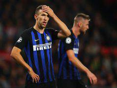 Inter Perisic allenamento