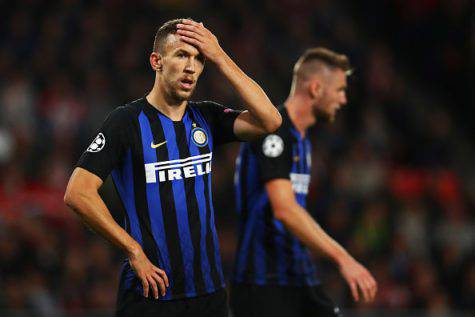 News Inter, Pirlo critica Perisic