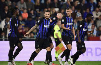 Spal-Inter 1-2, doppio Icardi e super Handanovic