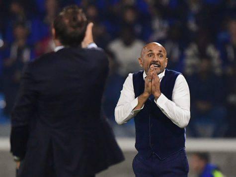 Le parole di Luciano Spalletti dopo Spal-Inter