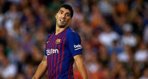 Barcellona-Inter, Suarez a rischio forfait