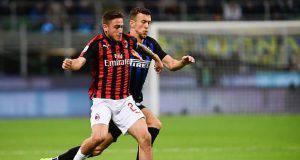 Inter-Milan, problema alla coscia per Perisic