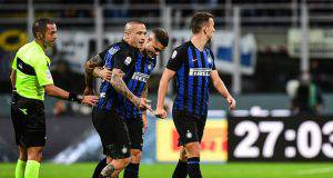 Inter, infortunio Nainggolan nel derby
