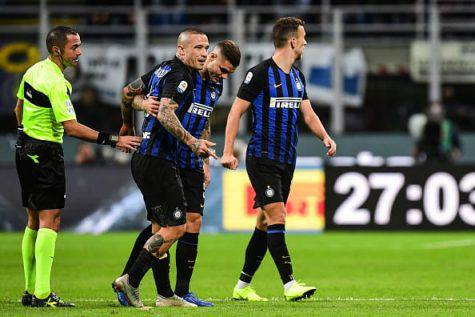 Inter, infortunio Nainggolan nel derby