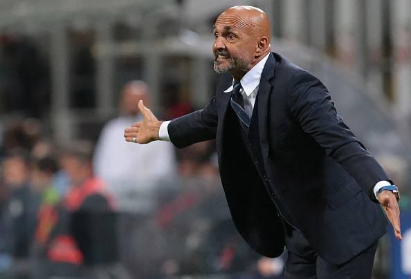 Inter-Milan, le parole di Luciano Spalletti