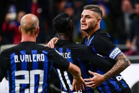Formazioni ufficiali Roma Inter