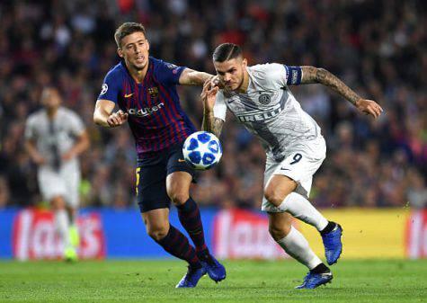 Barcellona-Inter 2-0, le dichiarazioni di Icardi