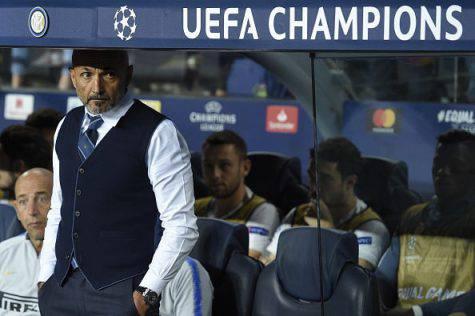 Le dichiarazioni di Luciano Spalletti dopo Barcellona-Inter