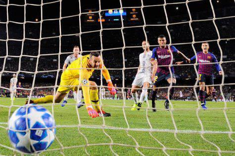 Champions, Barcellona-Inter finisce 2-0