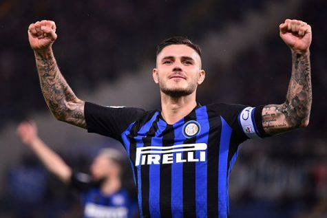 Calciomercato Inter Icardi Real Madrid