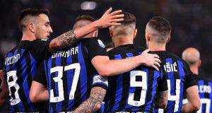 Inter Napoli probabili formazioni