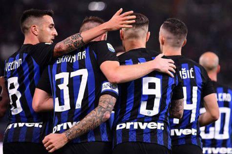 Inter maglia home 2019 2020