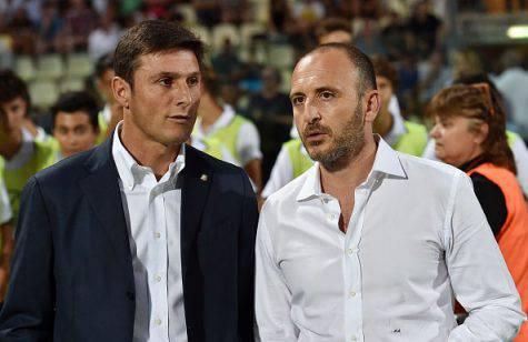 Calciomercato Inter Salvio agente Instagram
