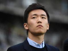 Inter Steven Zhang cena Natale