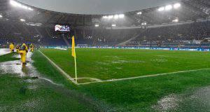 Lazio-Inter allerta meteo rischio rinvio