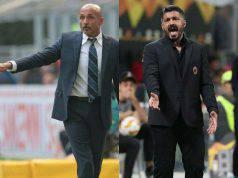 Verso Inter-Milan, i dubbi di Spalletti e Gattuso