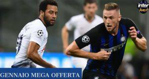 Calciomercato Inter, a gennaio mega offerta per Skriniar