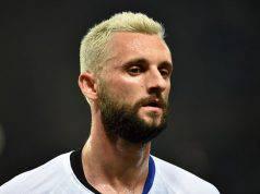 Atalanta Inter espulsione Brozovic