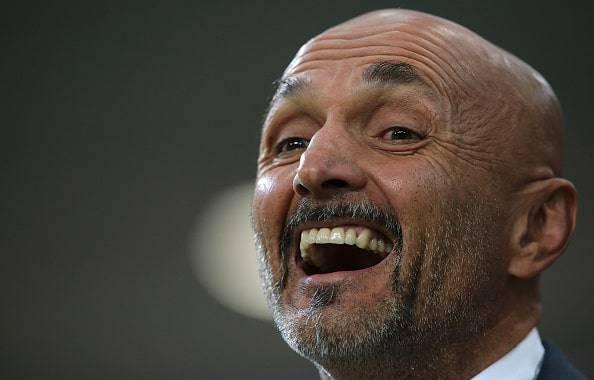Milan Inter Spalletti