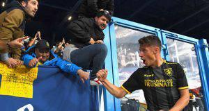 Calciomercato Inter Pinamonti Atalanta Mancini