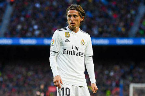Calciomercato Inter Modric rinnovo Real Madrid