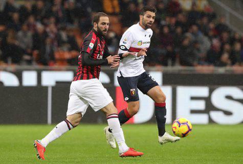 Calciomercato Inter Bessa Genoa