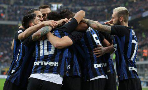 Coppa Italia ottavi Inter Benevento